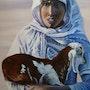 La Bergère égyptienne. Frederic Pabst