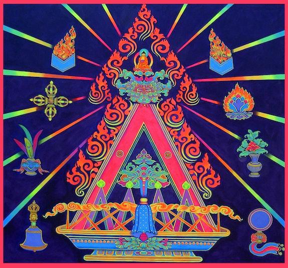 Secret Vision.  Brahma Templeman