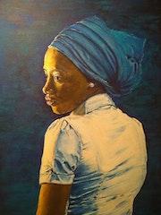 Nigerian girl. Vlad (Lado) Doychinov