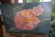 La rose de mon jardin.