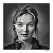 Portrait de Femme 60. Gilles Bizé