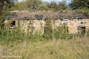 Bâtiments en ruine. Thierry Gouvernet