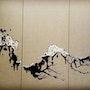 Painting Prana - Tree of Life - Winter's Dream. Mioara Corozel Cherki