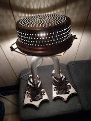 Lampe invaders.