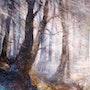 Mystères des sous bois. Anne Huet Baron