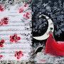 Clair de lune. Hommage à Debussy. Ghislaine Phelut