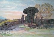 Pompeii. Arte Italiana
