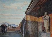 Tempio di Eumachia. Arte Italiana