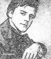 Portrait G. Phillipe. Raymond Marcel Depienne