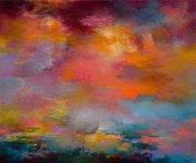 Coucher de soleil (#133) / Sunset (#133).