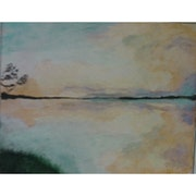 Landscape Painting. Sneha R
