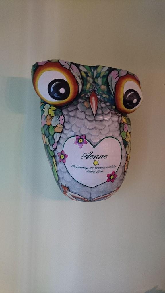 Babybelly - Owl. Micha Guerin Micha Guerin