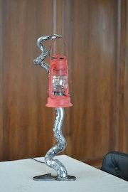 La tentacule lampe.
