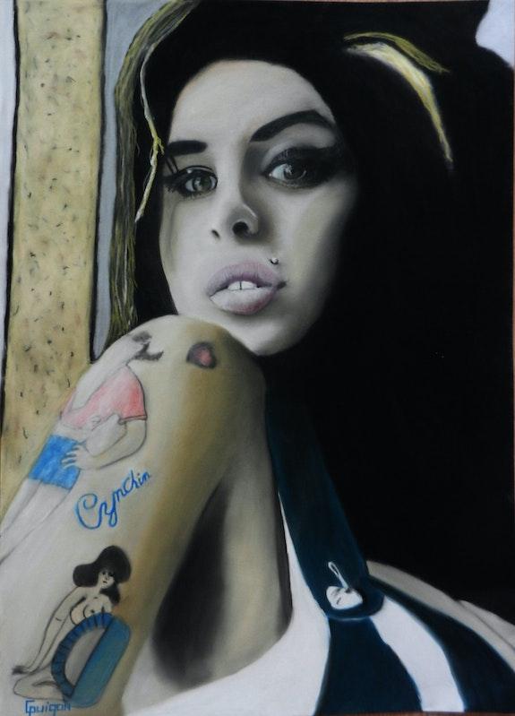 Aimy Winehouse. Philippe Guigon Philippe Guigon