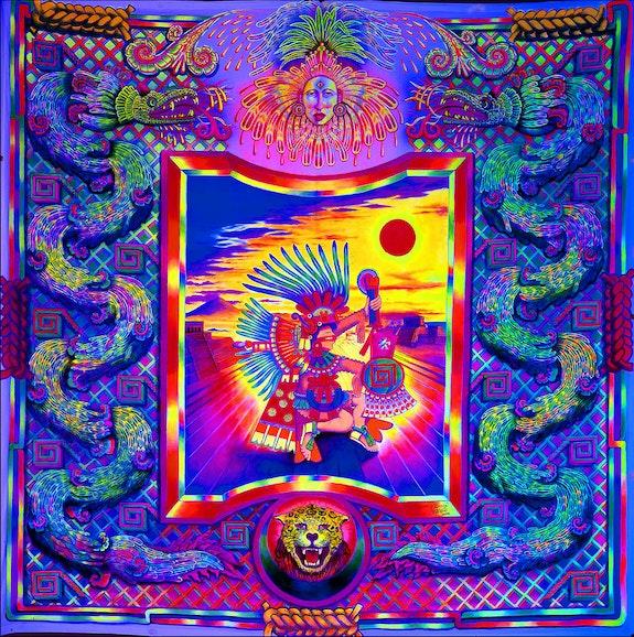 Mirror of Mexico. Brahma Templeman Brahma Templeman