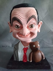 Mr Bean. Laurent Jouart