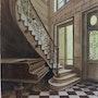 Chateau Laverdure - Le piano abandonné. Catherine Requin