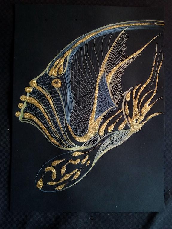 Dream Fish. Claude Valéry Claude Valery
