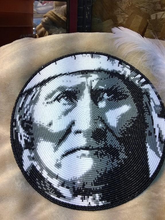 Geronimo.  Stephanie Pelio