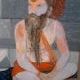 Chantal Fiorato - Mendiant de katmandou