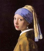 Jeune fille à la perle.