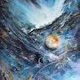 Lointaine planète. Didier Dalent
