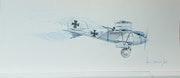 Albatros D. V wwi.