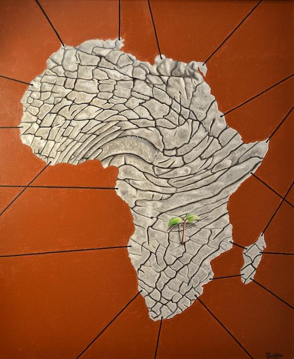 Afrique. Rene Guitton René Guitton