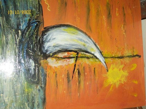 The boat. Daubagne Damasco Est Le Nom Daubagne Le Peintre