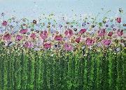 Meadow flower feast II. Cinzia Mancini
