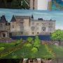 Le Chateau de Vayres. C. O