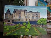 Le Chateau de Vayres.