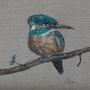 L'Oiseau bleu. Patricia De Chadois