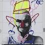 Michel Hosszu - Autogrimace j020