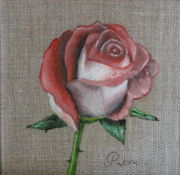 A Rose for my Friend. Patricia De Chadois Patricia De Chadois