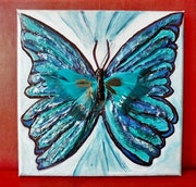 Bluetterfly,. Elleni Faltakas