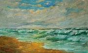 Strong Waves by Alexander Jose. Alexander Jose