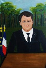 President de la france.