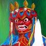 Le masque rouge. Ferdinand Pollet