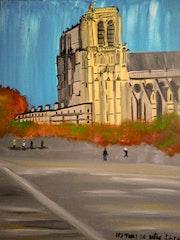 Les Tours de Notre Dame.