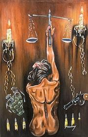 Justice Over War. Robert Commey
