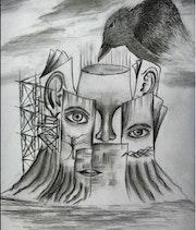 First Human. Maha Semesta