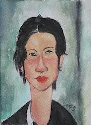 Chaïm Soutine. Mimi