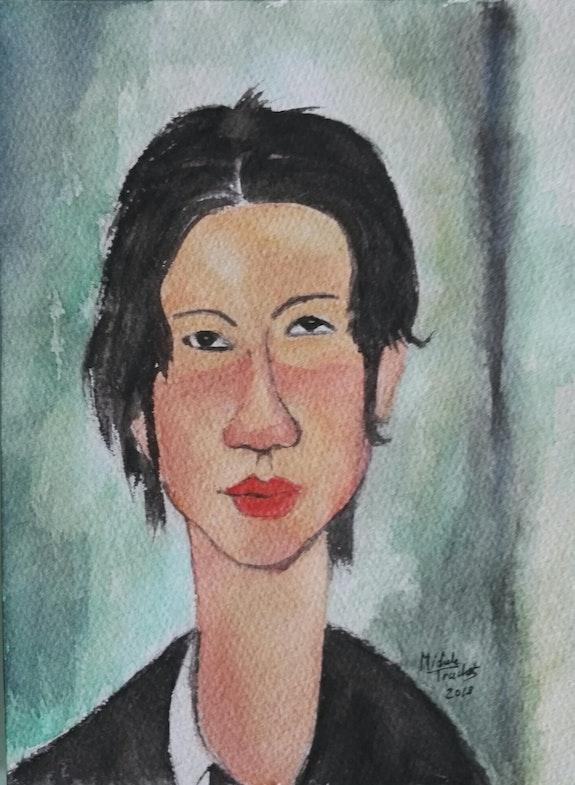Chaïm Soutine. Michèle Truchot Mimi
