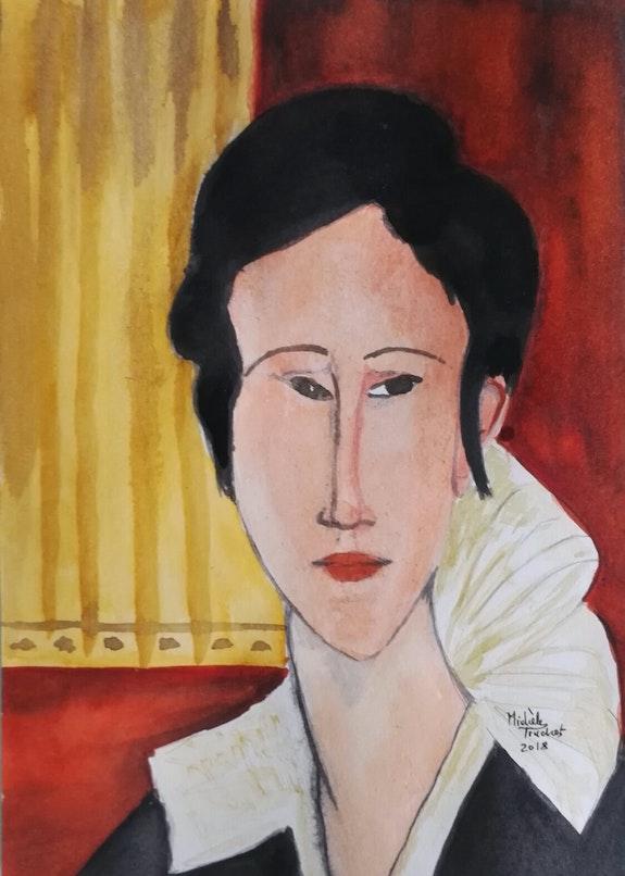 Hanka Zborowska. Michèle Truchot Mimi