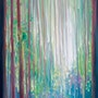 The dryads bluebell wood. Gill Bustamante - Artist