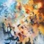 «Celestine» - Huile sur toile. Caroline Morcillo
