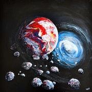 Activité interstellaire.