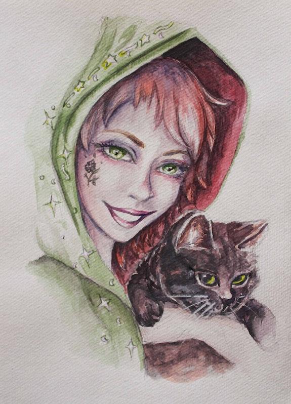 The Sorceress. Vicky Hague Vicky Hague