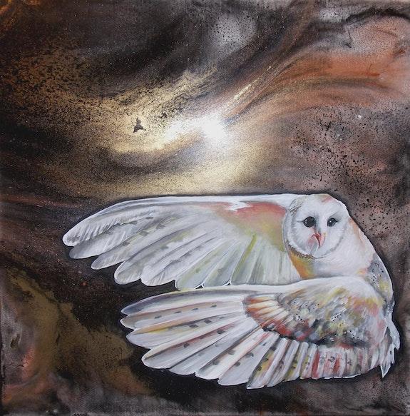 L'oiseau de Minerve. Isabelle Le Pors Isabelle Le Pors